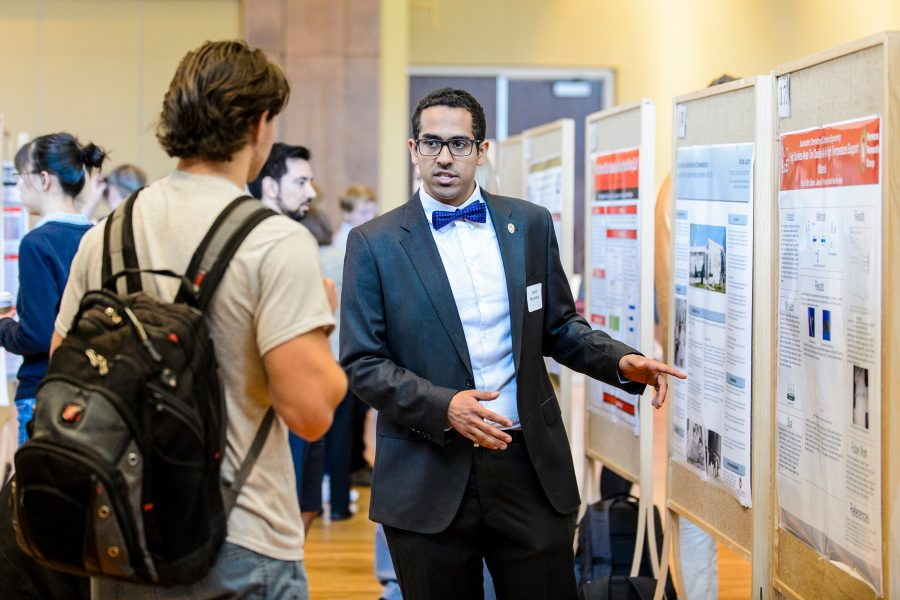 Undergrad Research symposium